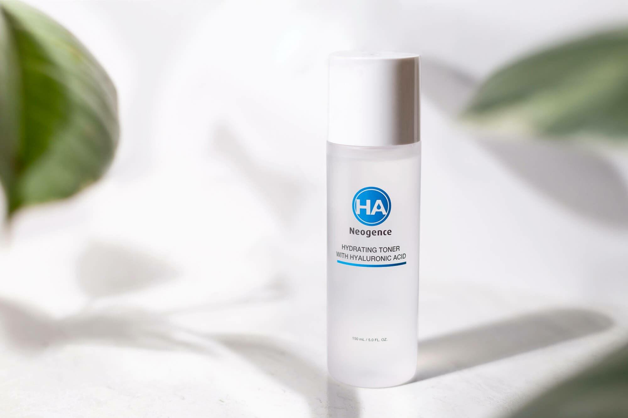 Neogence hialuronsavas hidratáló toner 150ml