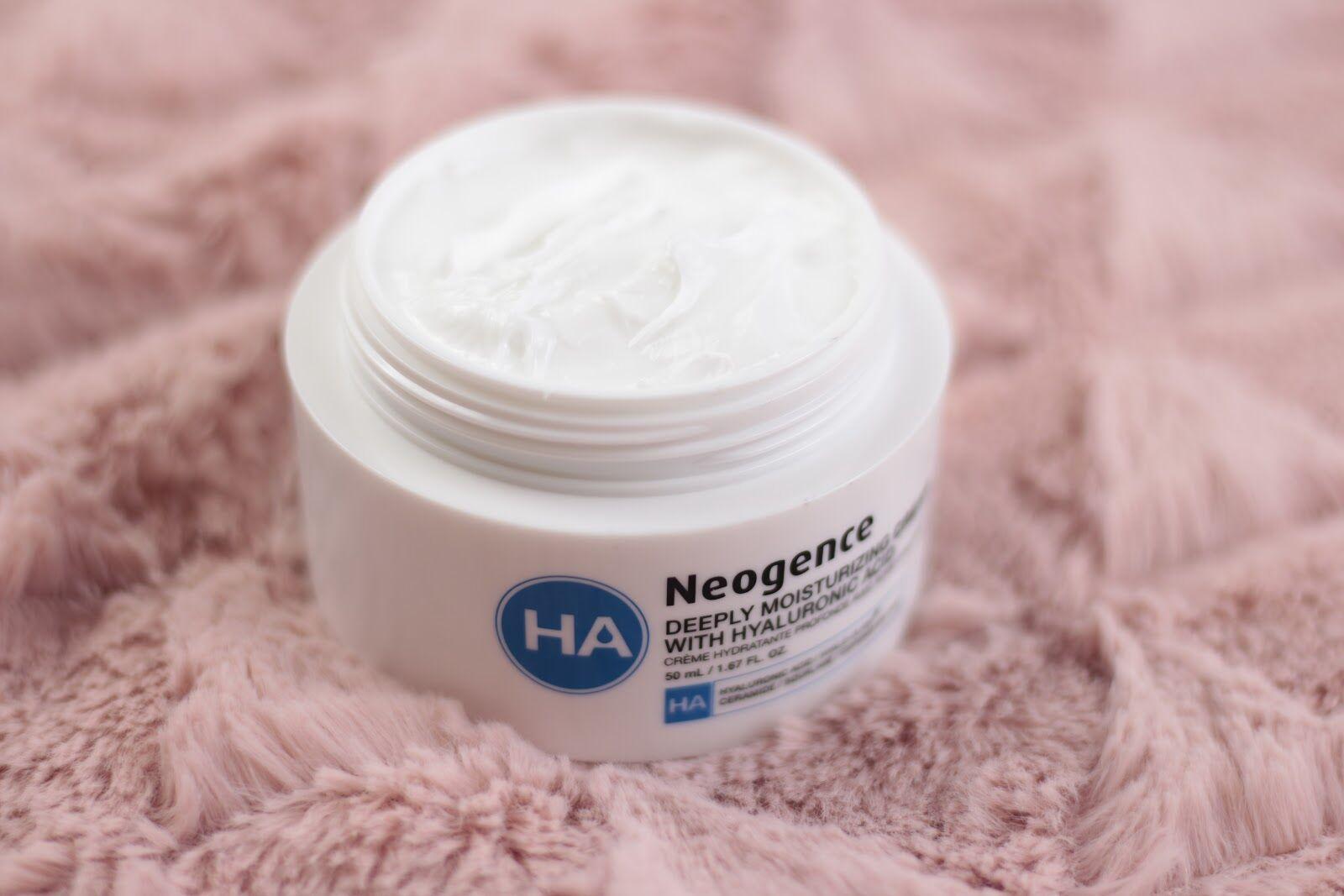 Neogence hialuronsavas mélyhidratáló krém 50m