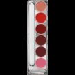 Kryolan fém paletta 6-os (rúzs/alapozó)
