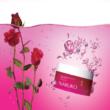 NARÜKO éjszakai hidratáló gél maszk rózsával és hialuronsavval 80g