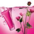 NARÜKO habzó arclemosó rózsával és hialuronsavval 120ml