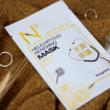 Neogence N3 bőrmegújító fátyolmaszk szalmagyopárra