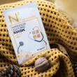 Neogence N3 bőrnyugtató fátyolmaszk körömvirággal