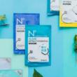 Neogence N3 hidratáló fátyolmaszk kék-alga kivonattal