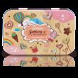 Solone Color Party édes csokoládé fantáziapaletta 6x1