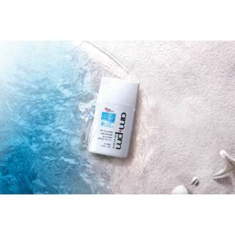 NARÜKO am+pm 10 peptides bőrvédő naptej SPF50*** PA+++ 50m
