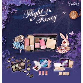 Solone Flight of Fancy tükrös sminkdoboz (üres)