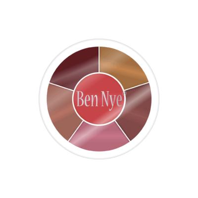 Ben Nye Lip Gloss Wheel szájfény paletta 6 színnel 26,6g