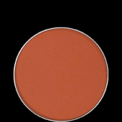Kryolan Eye Shadow Compact Matt matt szemhéjpúder/arcpír utántöltő (Brick) 2,5g