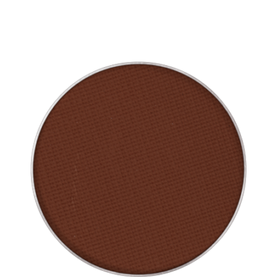 Kryolan Eye Shadow Compact Matt matt szemhéjpúder/arcpír utántöltő (Congo) 2,5g