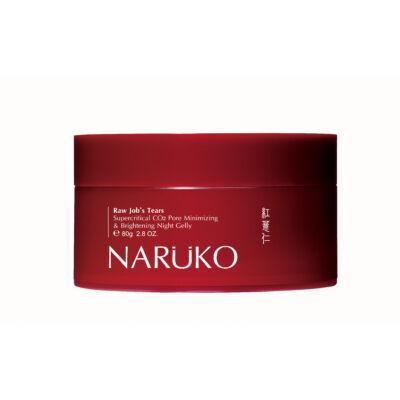 Narüko éjszakai pórusösszehúzó és folthalványító gél maszk vörös árpával 80g