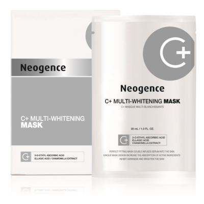 Neogence C-vitaminos revitalizáló folthalványító fátyolmaszk 30ml (1 tasak)