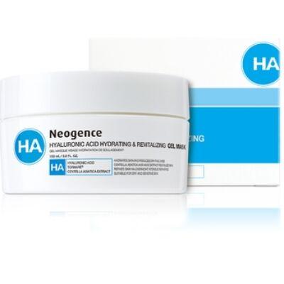 Neogence hialuronsavas hidratáló és revitalizáló gél maszk 150ml