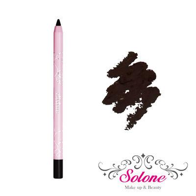 Solone Princess Rose Garden Vízálló tartós szemceruza - #1 Fekete 1,5g
