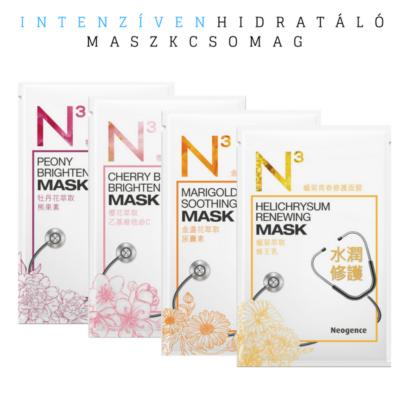 Intenzív hidratáló maszkcsomag