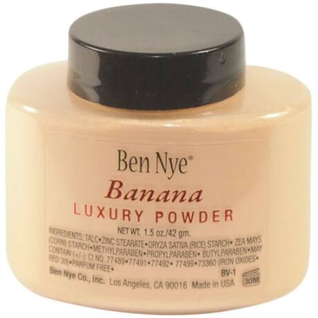 Ben Nye Luxury Powder Banana- Luxus Porpúder 42g