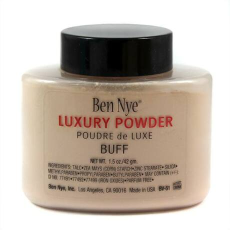 Ben Nye Luxury Powder Buff - Luxus Porpúder 42g