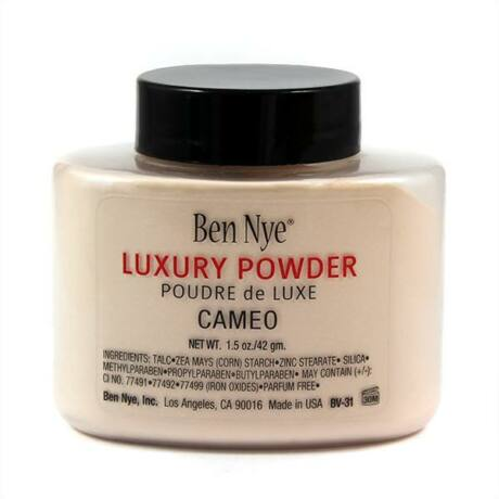 Ben Nye Luxury Powder Cameo- Luxus Porpúder 42g