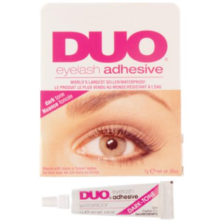 DUO Striplash Adhesive Dark műszempilla ragasztó (fekete) 7g