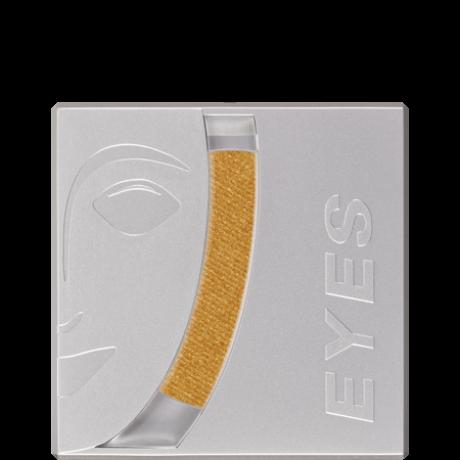 Kryolan Eye Shadow Compact Glanz fényes szemhéjpúder/arcpír utántöltő (Gold G) 2,5g