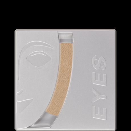 Kryolan Eye Shadow Compact Glanz fényes szemhéjpúder/arcpír utántöltő (Gold Glow G) 2,5g