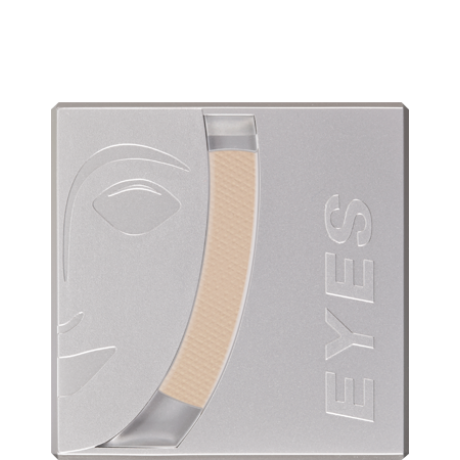 Kryolan Eye Shadow Compact Matt matt szemhéjpúder/arcpír utántöltő (Highlight) 2,5g