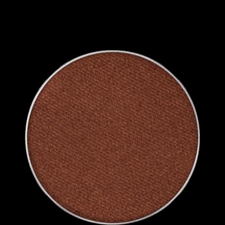 Kryolan Eye Shadow Compact Glanz fényes szemhéjpúder/arcpír utántöltő (Brown G) 2,5g
