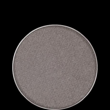 Kryolan Eye Shadow Compact Glanz fényes szemhéjpúder/arcpír utántöltő (Silver G) 2,5g