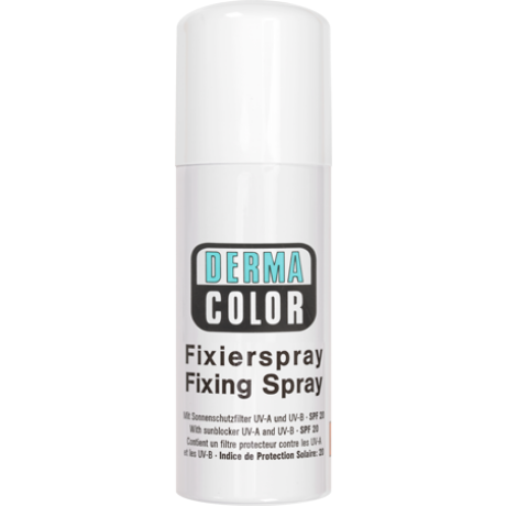 Kryolan DERMACOLOR Fixing Spray sminkfixáló spray 150ml