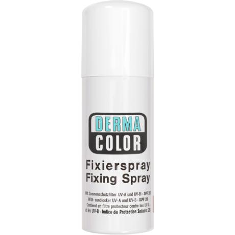 Kryolan DERMACOLOR Fixing Spray sminkfixáló spray 150ml