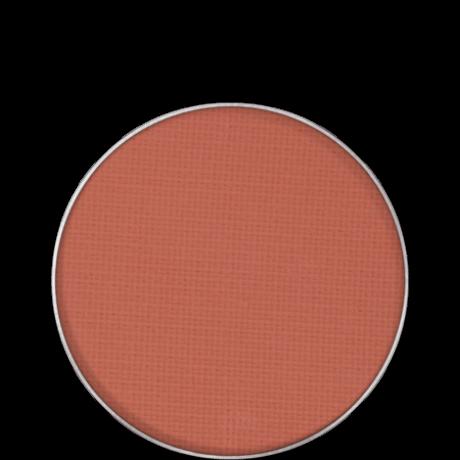 Kryolan Eye Shadow Compact Matt matt szemhéjpúder/arcpír utántöltő (Romantic) 2,5g
