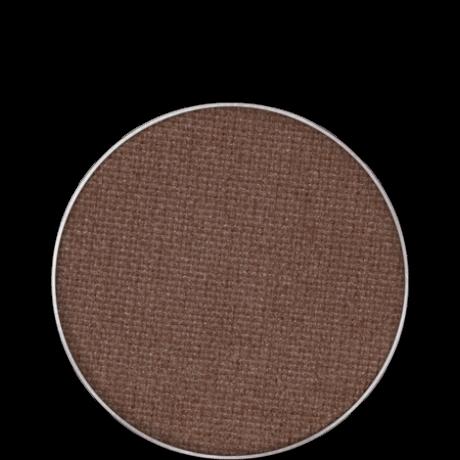 Kryolan Eye Shadow Compact Glanz fényes szemhéjpúder/arcpír utántöltő (Coffee G) 2,5g
