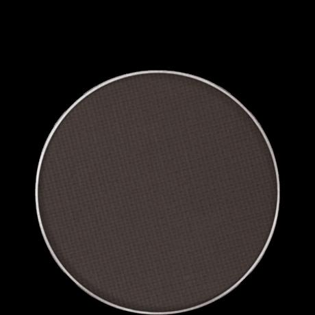 Kryolan Eye Shadow Compact Matt matt szemhéjpúder/arcpír utántöltő (Anthracite) 2,5g