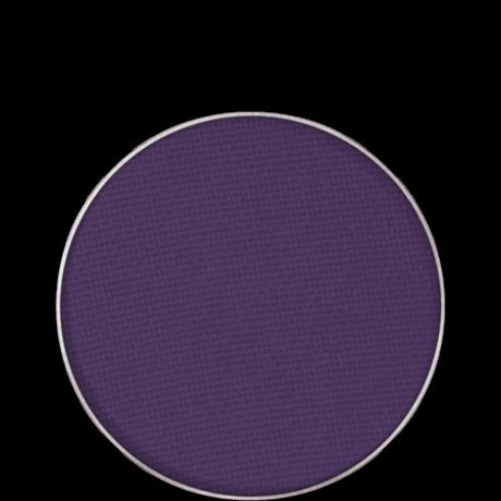 Kryolan Eye Shadow Compact Matt matt szemhéjpúder/arcpír utántöltő (Violet) 2,5g