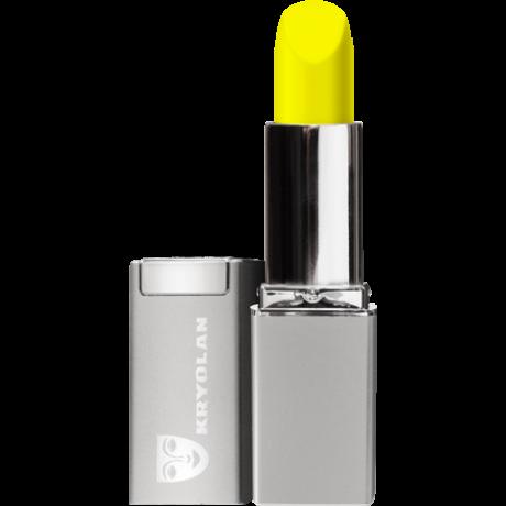 Kryolan UV Color Stick fluoreszkáló UV rúzs (sárga - yellow)