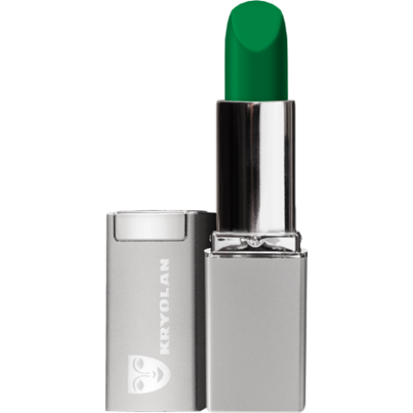Kryolan UV Color Stick fluoreszkáló UV rúzs (zöld - green)