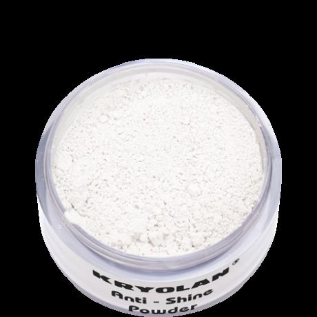 Kryolan Anti Shine Powder mattító púder 30g