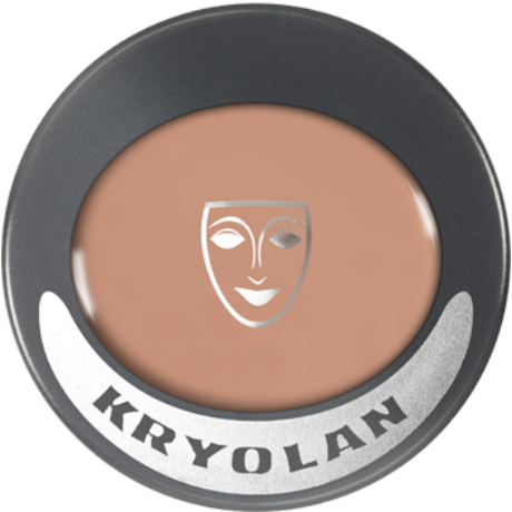 Kryolan Ultra Foundation alapozó (Alabaster) 15 g