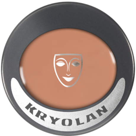 Kryolan Ultra Foundation alapozó (Medium olive) 15 g