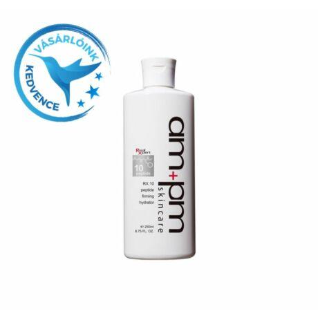NARÜKO am+pm 10 peptides feszesítő hidratáló 250ml
