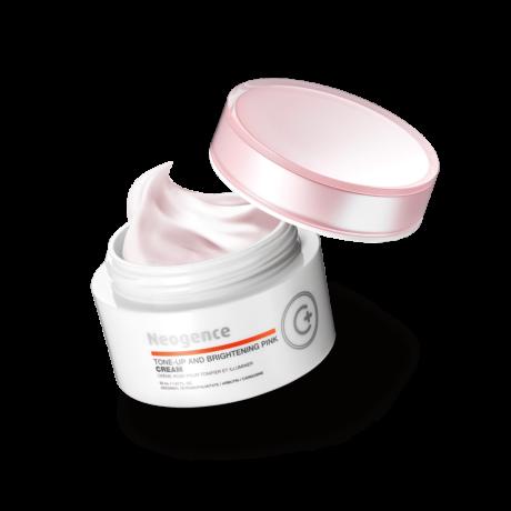 Neogence C-vitaminos bőrragyogás fokozó arckrém SPF15*** 50ml