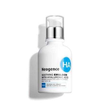 Neogence hialuronsavas regeneráló emulzió kipirosodott bőrre 50ml