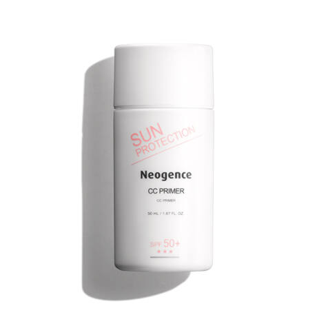 Neogence Bőrtökéletesítő CC primer SPF50***  világos bőrre 50ml