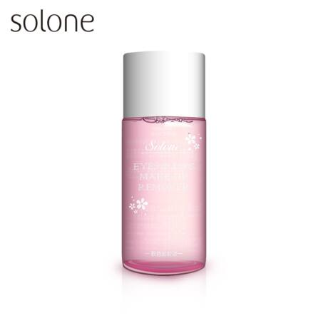 Solone kétfázisú sminklemosó folyadék 100ml