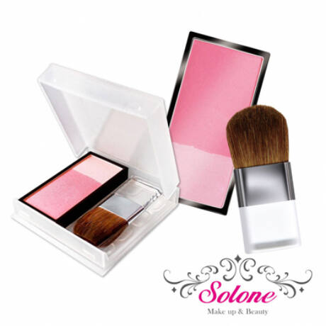 Solone Flight of Fancy arcpír duó - 1 Misty Pink 2,5g