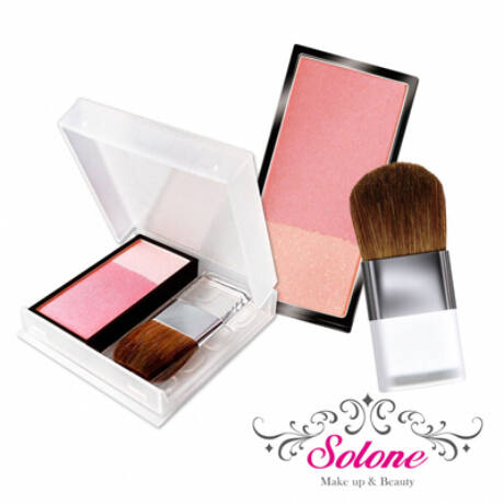 Solone Flight of Fancy arcpír duó - 3 Pinky Peach Sweet Cheeks 2,5g