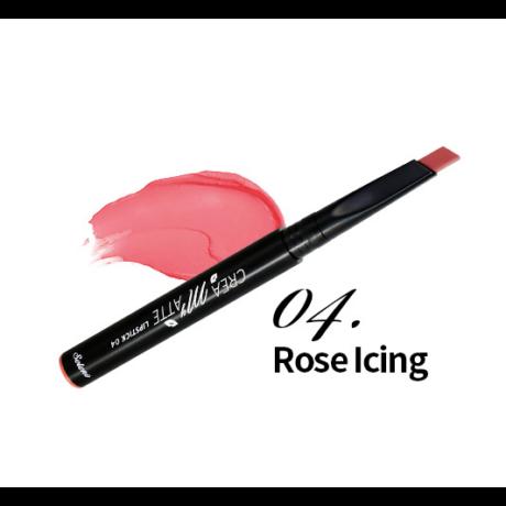 Solone krémes matt rúzs 0,3g - 04 - Rose Icing