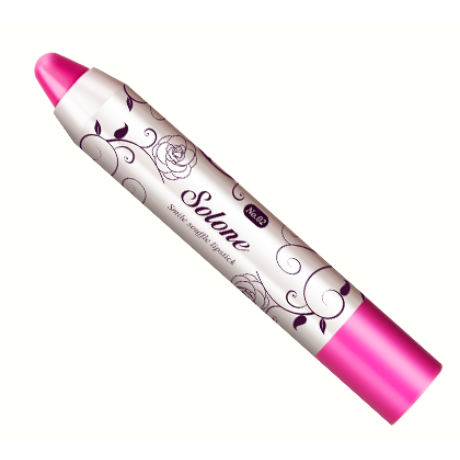 Solone Princess Rose Garden ajakszínező ceruza - 2 Pinky Barbie 2,4g