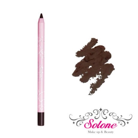 Solone Princess Rose Garden Vízálló tartós szemceruza - #3 Barna 1,5g