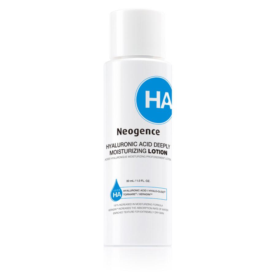 Neogence hialuronsavas hidratáló lotion 30ml